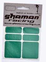 Samolepka reflexní Shaman - zelená