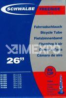 """Duše Schwalbe 26"""" SV14A 26x1,5-2,1"""