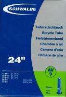 """Duše Schwalbe 24"""" AV9A 20/28-540/541"""
