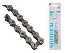 Řetěz Shimano CN-HG53 9ti 116 článků v krabičce, s čepem