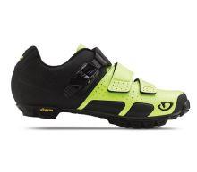 Tretry GIRO CODE VR70 highlight yellow/black vel.43.5