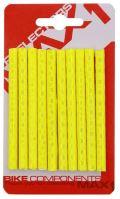 Bezpečnostní odrazky na dráty MAX1 Seku-Clip žluté 1ks
