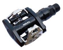 Pedály MAX1 SPD Sport černé