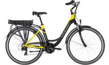 Elektrokolo Lovelec Capella Black/Yellow model 2021, 468Wh