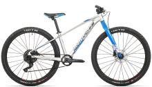 kolo Rock Machine Thunder 27 LTD (XS) gloss silver/Suomi blue/black 2021
