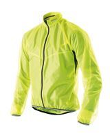 Cyklistická pláštěnka KALAS PROFI X4 neon vel.  S/2