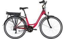 Elektrokolo Lovelec Capella Red/Ruby model 2021, 468Wh