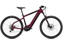 Elektrokolo Ghost E-Teru Advanced 27.5 Y630 - Dark Cherry/Midnight Black/Gray 2021