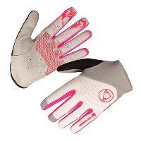 ENDURA Singletrack Lite rukavice White - S