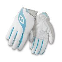 Rukavice GIRO TESSA LF white/milky blue S