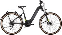 elektrokolo ROCK MACHINE CrossRide INT e500 Bosch touring black/dark grey/yellow 2021