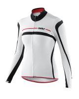 KALAS PASSION X5 bílý LADY Zateplený dres dl. rukáv vel.2/S