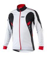 Cyklistická bunda KALAS TITAN X6 Winter červená pánská